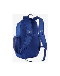 Nike Blue Fcb Barcelona Ba5363 485 Women's Backpack In Multicolour