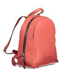 Sac à dos K60K606491 Calvin Klein en coloris Pink