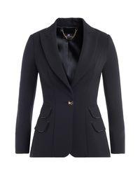 Veste Elisabetta Franchi en coloris Black