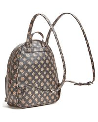 Guess Brown Hwsp77 51330 Backpack for men