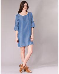 Betty London - Ibernia Women's Dress In Blue - Lyst