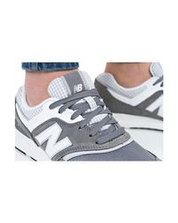 697 Chaussures New Balance en coloris Gray