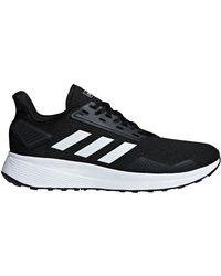 Duramo 9 hommes Chaussures en Noir Adidas pour homme en coloris Black
