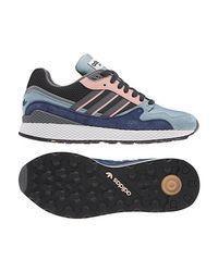 Zapatillas Adidas de hombre de color Blue
