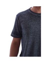 EA7 - 3ypt86 Pj96z T-shirt Man Blue Men's T Shirt In Blue for Men - Lyst