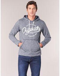 Jack & Jones Panther Originals Men's Sweatshirt In Blue for men