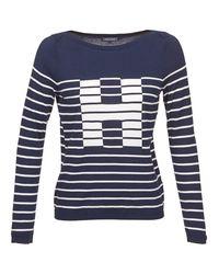 Tommy Hilfiger - Udaya Women's Sweater In Blue - Lyst