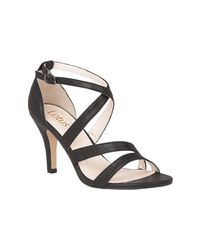 Lotus - Gabby Womens Dress Sandals Women's Sandals In Black - Lyst