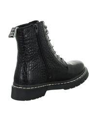 Bottines 112586525 028 Tamaris en coloris Black