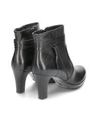 12509423007 Boots Tamaris en coloris Black