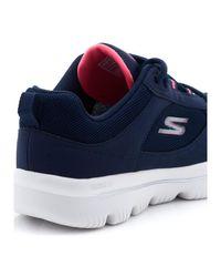 15734 femmes Chaussures en bleu Skechers en coloris Blue
