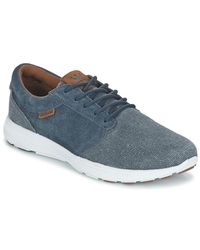 Supra Hammer Run Ns Men's Shoes (trainers) In Blue for men