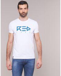 Redskins White T-Shirt ARROW