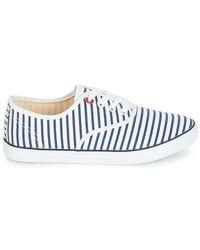 André Lage Sneakers Mariette in het White