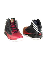 Adidas Crazy Fast Men's Basketball Trainers (shoes) In Red for men