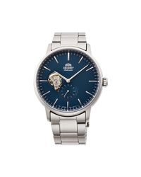 Reloj analógico UR - RA-AR0101L10B RA-AR0101L10B RA-AR0101L10B Orient de hombre de color Metallic