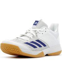 Spartoo Lage Sneakers Ligra 6 in het White