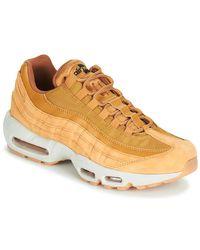 AIR MAX 95 SE hommes Chaussures en Marron Nike pour homme en ...