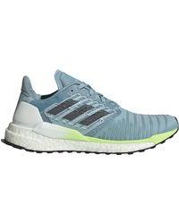 Solar Boost Women femmes Chaussures en bleu Adidas en coloris Blue