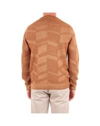 MAILLE HOMME Pull Heritage pour homme en coloris Brown