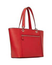 HWGL66 91230 Cabas Guess en coloris Red