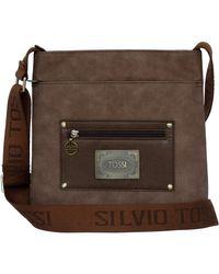 Sac à main 11099-05 Sac à main Silvio Tossi - Swiss Label en coloris Brown