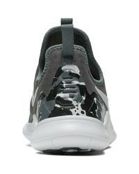 Free TR 8 AMP Women Chaussures Nike en coloris Gray