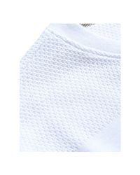 Farah Hannett T-shirt White Men's T Shirt In White for men