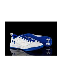 Under Armour Jet Low Men's Basketball Trainers (shoes) In White for men