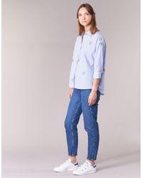 Betty London Gassa Women's Shirt In Blue