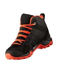 Adidas Originals - Terrex Ax2r Mid Cp Climaproof Women's Walking Boots In Black - Lyst