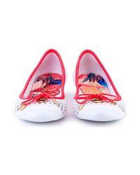 Lemon Jelly Malu 02 Women's Shoes (pumps / Ballerinas) In White