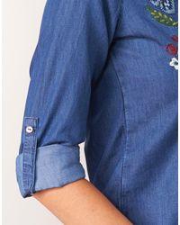 Desigual Blue Timi Shirt