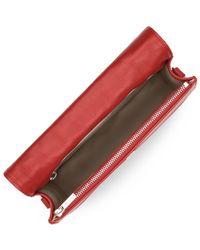 Sac à main Sacs porté croisé Parisienne Lancaster en coloris Red