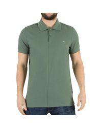 J.Lindeberg - Men's Rubi Slim Fit Logo Polo Shirt, Green Men's Polo Shirt In Green for Men - Lyst