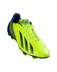 Adidas F50 F10 Trx Fg Men's Football Boots In Blue for men