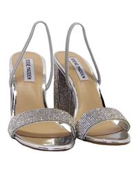 Sandales SANDALES FEMME Steve Madden en coloris Metallic