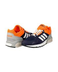 RUN9TIS TM hommes Chaussures en Gris Adidas pour homme en coloris Gray