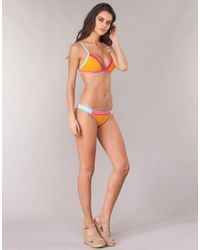 Banana Moon Bikini Taeko Teknicolo in het Orange