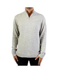 Pepe Jeans Gray Sweatshirthirter Jon Pm701356 Grey Marl 913lt Women's Sweater In Grey for men