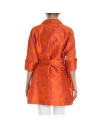 TRENCH COAT FEMME Trench Herno en coloris Orange