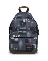 Eastpak Gray Wyoming Ek811 Backpack
