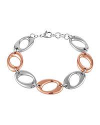 Bracelet Cleor en coloris Metallic