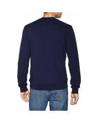 SWEATSHIRT SH6382 Sweat-shirt Lacoste pour homme en coloris Blue