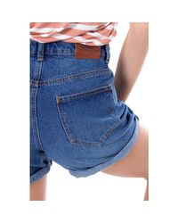 ONLY Blue Shorts 15191423