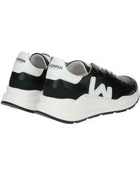 BASKETS HOMME Chaussures WOMSH pour homme en coloris Black