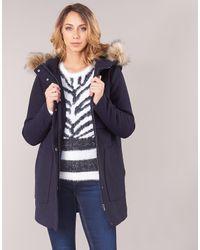 ONLY Blue Onlnoah Coat
