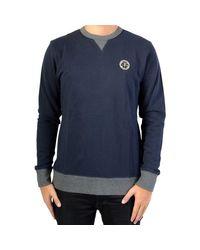 Le Temps Des Cerises Sweatshirthirt Horace Eclipse Men's Sweatshirt In Blue for men