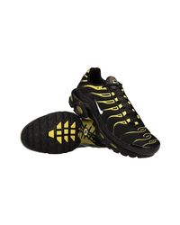 Nike - Air Max Plus Men's Shoes (trainers) In Black for Men - Lyst