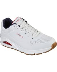 Uno Stand On Air Chaussures Skechers pour homme en coloris White